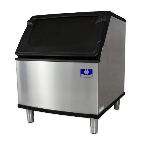 "Manitowoc D-400 30""W Ice Bin w/ Lift Up Door - 365 lb. Capacity"