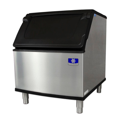 "Manitowoc D-400 30""W Ice Bin w/ Lift Up Door - 365 lb. Capacity"