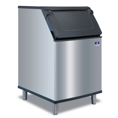 "Manitowoc D-570 30""W Ice Bin w/ Lift Up Door - 532 lb. Capacity"