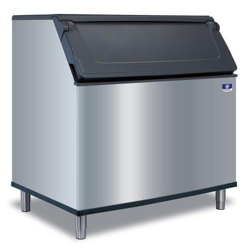 "Manitowoc D-970 48""W Ice Bin w/ Lift Up Door - 882 lb. Capacity"