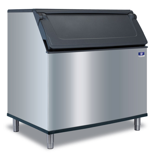 "Manitowoc D-970 48""W Ice Bin w/ Lift Up Door - 882 lb. Capacity"