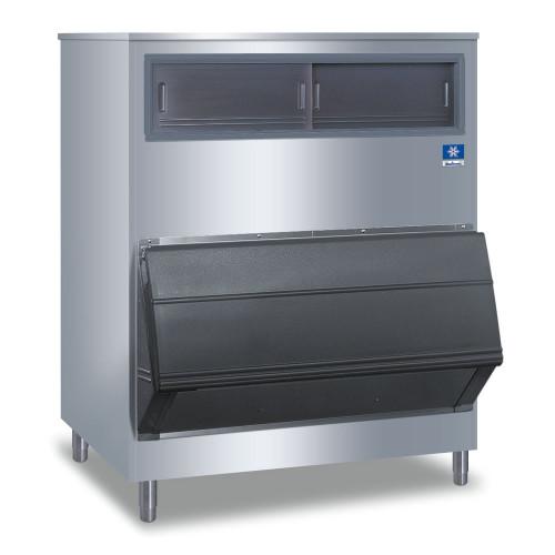 "Manitowoc F-1300 48""W Ice Bin w/ Lift Up Door - 1194 lb. Capacity"