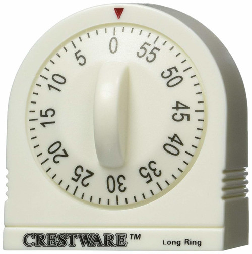 Crestware TIMLR 60 Minute Long Ring Timer