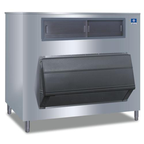 "Manitowoc F-1325 60""W Ice Bin w/ Lift Up Door - 1238 lb. Capacity"