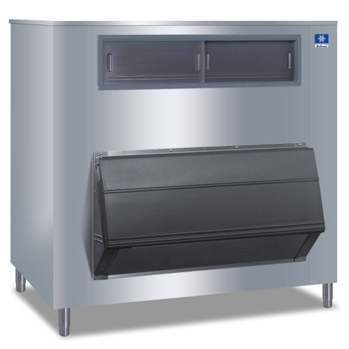 "Manitowoc F-1650 60""W Ice Bin w/ Lift Up Door - 1494 lb. Capacity"