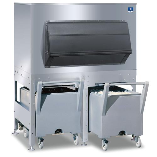 "Manitowoc FC-1350 60""W Ice Bin w/ Lift Up Door - 1304 lb. Capacity"