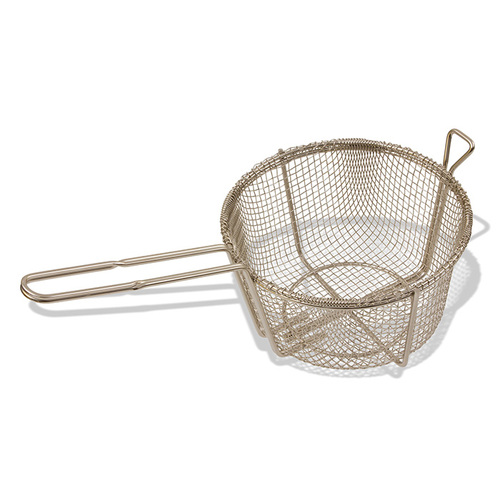 "Crestware WFB9 9 1/2"" Wire Fry Basket"
