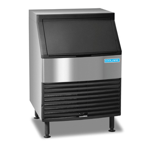 "KoolAire KYF0150A 26"" Undercounter Half Cube Ice Machine - 115v, Air Cooled, 169 lb. (KYF0150A)"