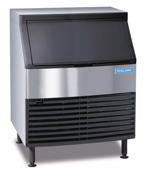 "KoolAire KYF0250A 30"" Undercounter Half Cube Ice Machine - 115v, Air Cooled, 258 lb. (KYF0250A)"