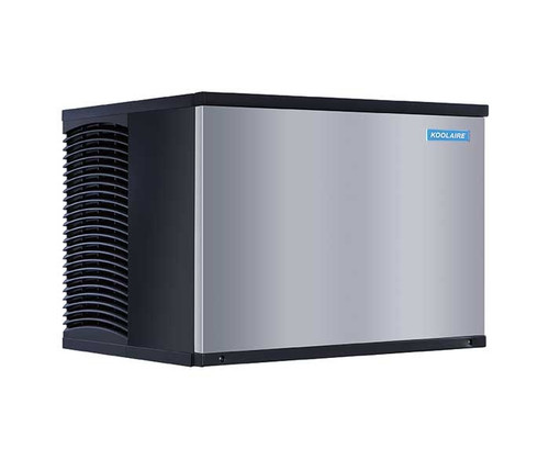 """KoolAire KDT0400W 30"""" Cube Ice Machine Head - 425 lb/day, Water Cooled, 115V (KDT0400W)"""