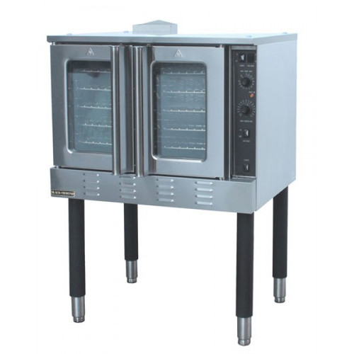 Adcraft BDCOF-54/NG Full Size Convection Oven - Single Deck