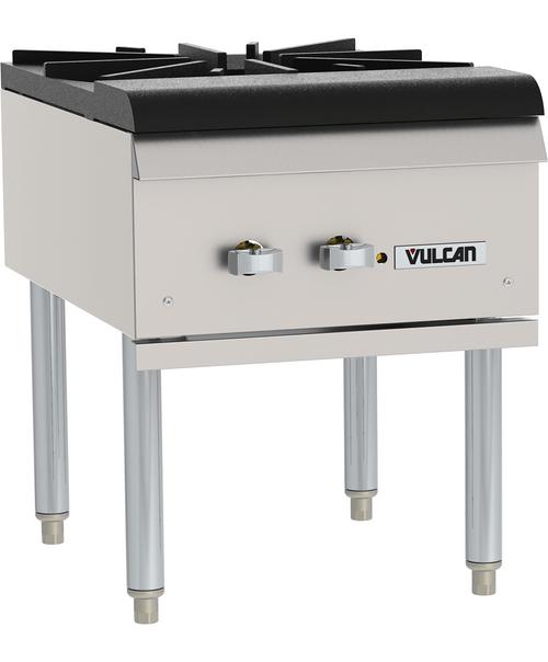 Vulcan VSP100-2 110,000 Btu Stock Pot Range, Propane Gas (VSP100-2)