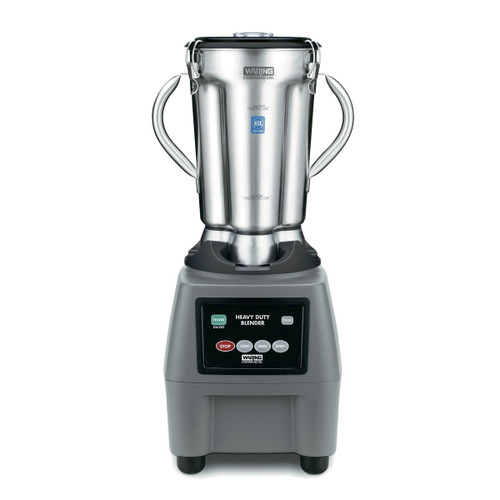 Waring CB15 One-Gallon 3.75 Food Blender with Electronic Keypad (CB15)
