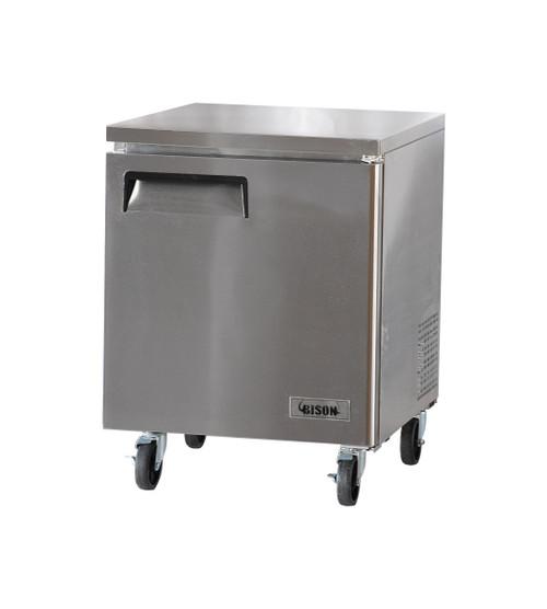 """Bison BUF-27 27"""" Undercounter Freezer - 1 Door - 6.5 cu. ft. (BUF-27)"""