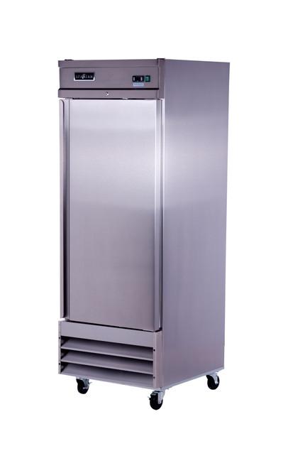 "Spartan STR-23 29"" Reach-In Solid Door Refrigerator - 1 Door - 23 cu. ft. (STR-23)"