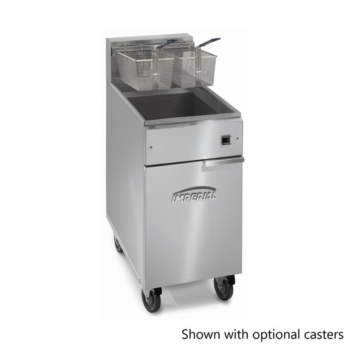 Imperial IFS-40-E 40 Lb. Electric Immersed Element Fryers (IFS-40-E)