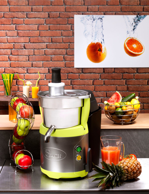 Santos 68 Miracle Edition Juice Extractor, Stainless Steel
