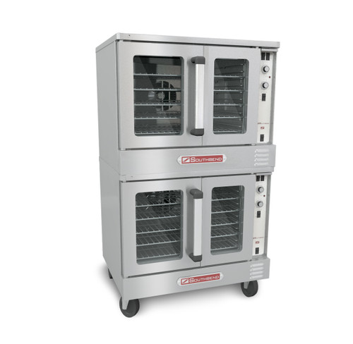 Southbend BES/27SC Electric Convection Oven, Double Deck, 208V/1Ph
