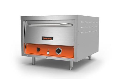 """Sierra SRPO-24E 24"""" Countertop Electric Pizza Oven, Extra Hearth Decks, 220-240V"""