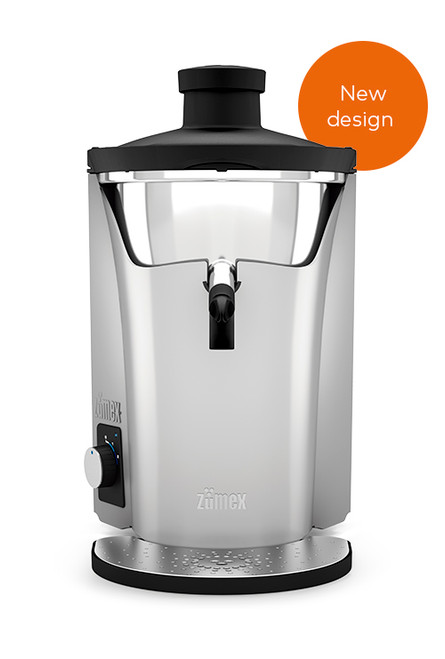Zumex Commercial Centrifugal Multifruit Juicer (Silver)