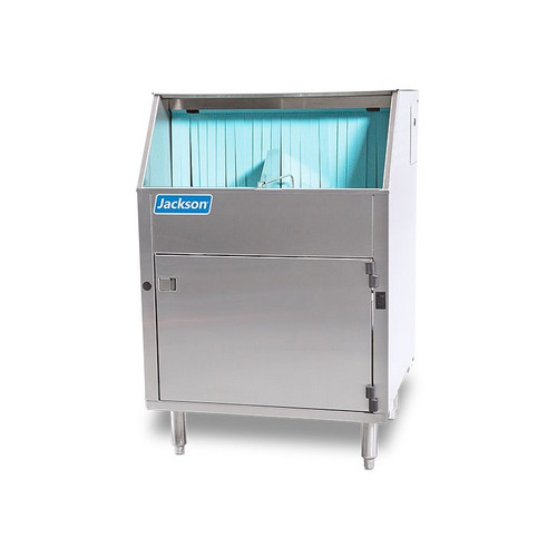 Jackson Delta 1200 Chemical Sanitizing Rotary-Type Glasswasher, 208-230V