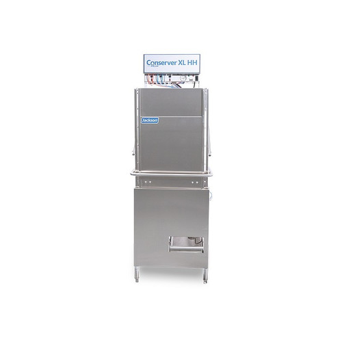 Jackson Conserver XL HH Single Rack Door-Type Dishmachine w/ Tall Chamber, 115V