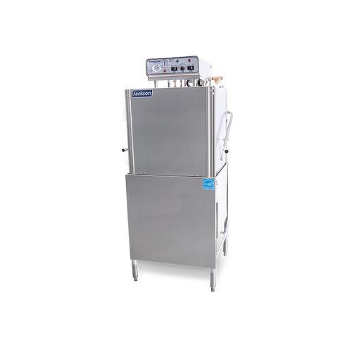 Jackson TempStar GPX High Temperature Sanitizing Door-Type Dishmachine, Gas