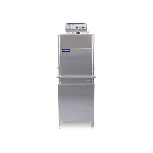 Jackson TempStar HH-E High Temperature Sanitizing Door-Type Dishmachine with Tall Chamber