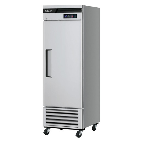 "Turbo Air TSR-23SD-N6 Super Deluxe 27"" Reach-In Refrigerator - 1 Solid Door"
