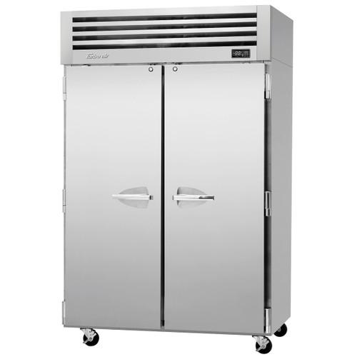 "Turbo Air PRO-50F-N PRO Series 51"" Reach-In Freezer - 2 Solid Doors"