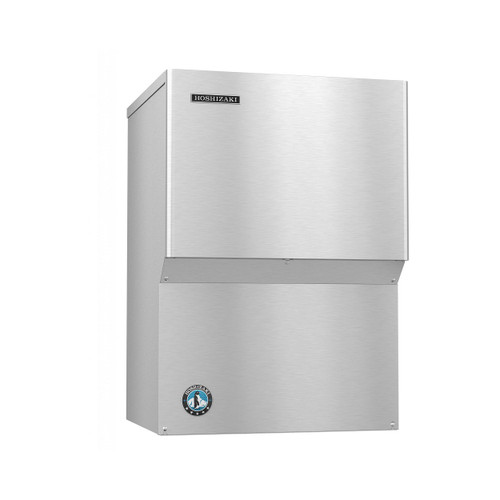 Hoshizaki KMS-1122MLJ Remote-cooled Crescent Cuber Icemaker, Serenity Series