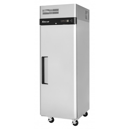 Turbo Air M3F19-1-N M3 Series Reach-In Freezer - 1 Solid Door