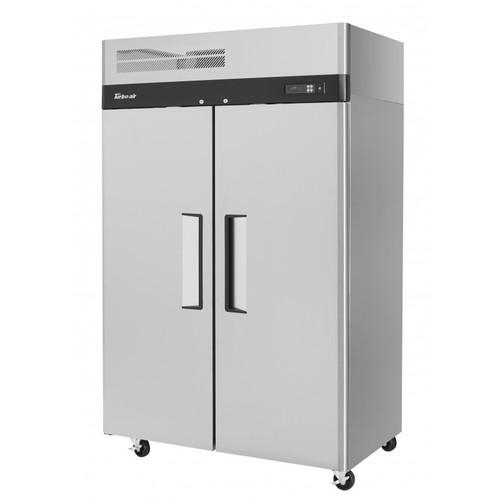 Turbo Air M3F47-2-N M3 Series Reach-In Freezer - 2 Solid Doors