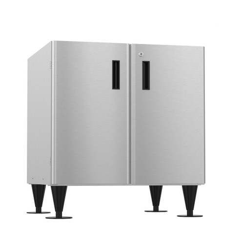 Hoshizaki SD-200, Icemaker/Dispenser Stand with Lockable Doors, 30""