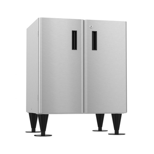"Hoshizaki SD-500 25.8"" Stand with Lockable Doors for Icemaker/Dispenser"