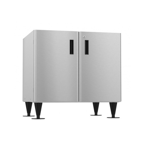 "Hoshizaki SD-750 34"" Stand with Lockable Doors for Icemaker/Dispenser"
