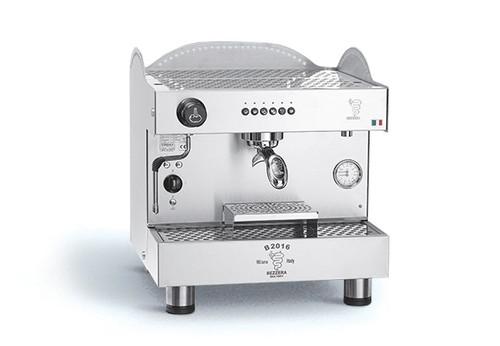 Bezzera B2016DE1IS2 Espresso Coffee Machine, Fully-Automatic, 110V, 1.3 gal
