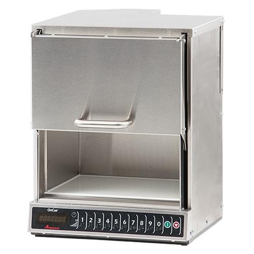 Amana AOC24 Heavy Duty Commercial Microwave - 208/230V, 2400W