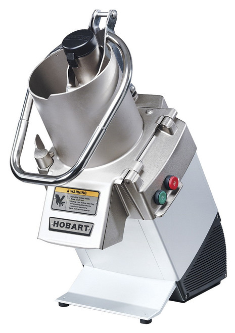 Hobart FP250-1A Continuous Feed Full Hopper Food Processor, 120V