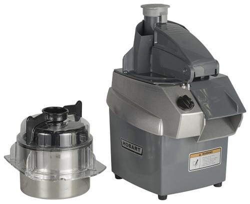 Hobart HCC34-1A Combination Food Processor, 3.2 Quart w/ 4 Plates, 120V
