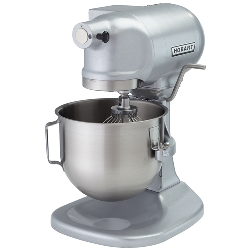 Hobart N50-60 5 Quart Planetary Mixer with Accessories, 100-120V, 1/6 hp