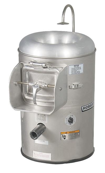 Hobart 6115 20 lb. Portable Peeler, 115V