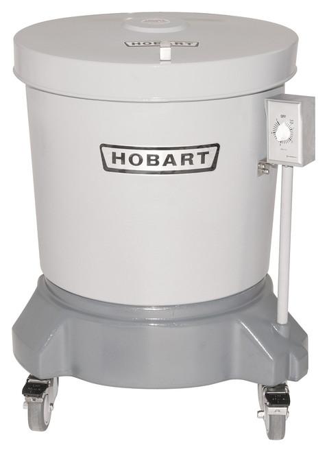 Hobart SDPE 20 Gallon Polyethylene Salad Dryer, 115V