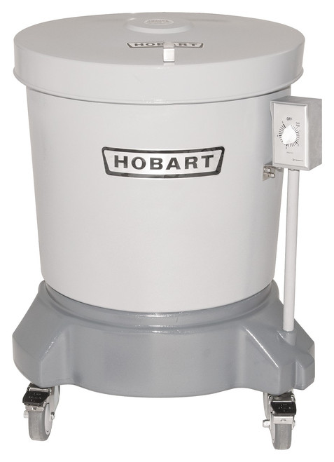 Hobart SDPE 20 Gallon Polyethylene Salad Dryer, 115V