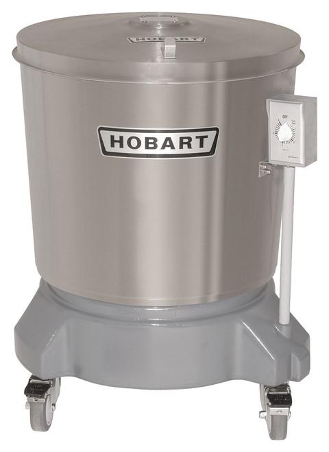 Hobart SDPS 20 Gallon Stainless Steel Salad Dryer, 115V
