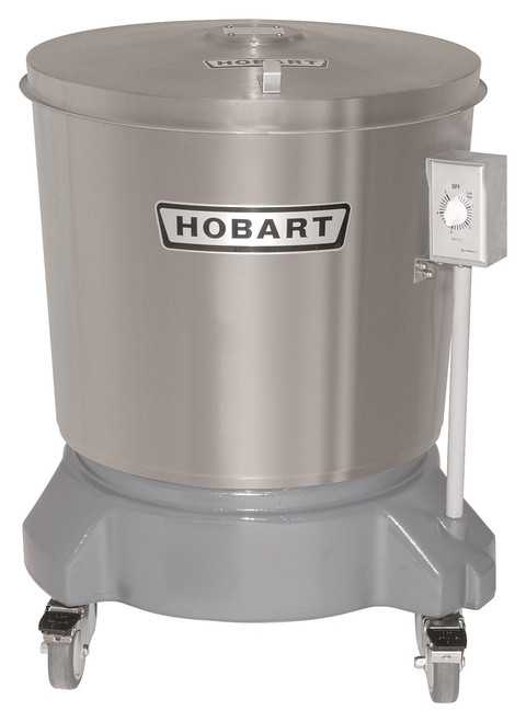 Hobart SDPS 20 Gallon Stainless Steel Salad Dryer, 115V