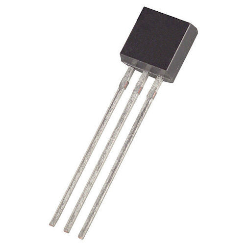 35v silicon transistor with uhf/vfh amplifier