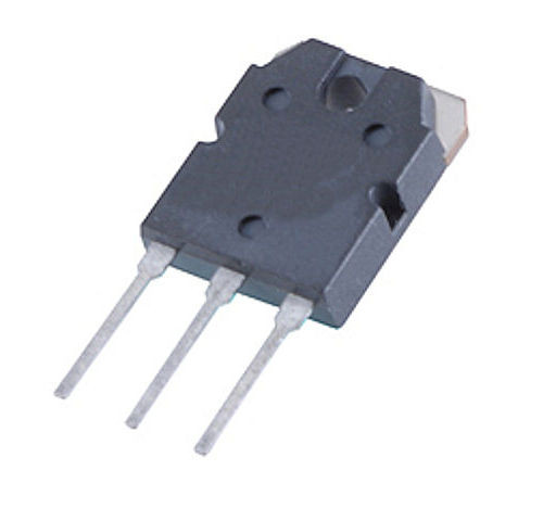 300v silicon transistor with high voltage switch