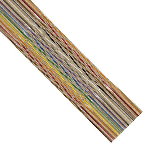 3M - Twisted Pair Flat Per/Ft, From The Product Category Wire & Cable