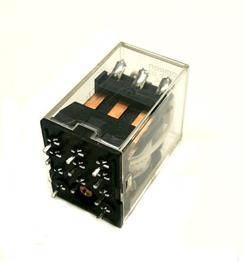 OMRON - RELAY GP 3PDT 5A 24VDC COIL (MY3-02-DC24)